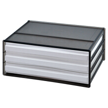 Shuters Desk File Organiser  DDH-103N Black
