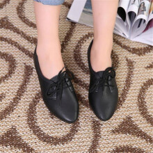 BESSKY  Women Flats Shoes Slip On Comfort Shoes Flat Shoes Loafers -