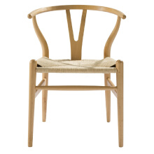 Ivaro - Wishbone Chair - Brown