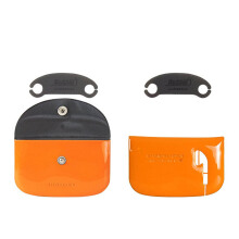 ALIFE Earphone Pouch CF059 - Orange / 11.4x2x11cm
