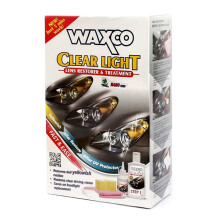 WAXCO Clear Light Lens Restorer & Treatment WX-150-CL