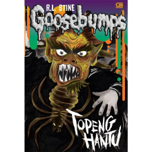 Goosebumps: Topeng Hantu (The Haunted Mask) Cover Baru - R.L Stine 9786020317106