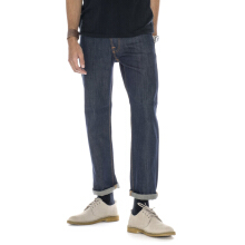 NUDIE JEANS Loose Leif Unisex - Dry Authentique
