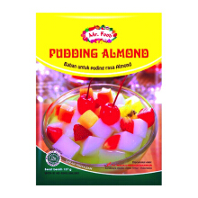 MR. FOOD Tepung Puding Almond 137gr