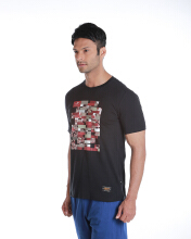 SPECS STRIVE SLIM T-SHIRT - BLACK