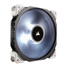CORSAIR 140mm Fan ML140 PRO LED WHITE