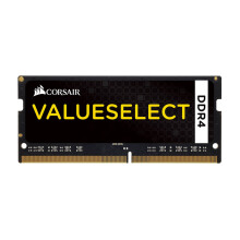CORSAIR Value Select SO-DIMM DDR4 8GB (1X8GB) PC2133  - CMSO8GX4M1A2133C15