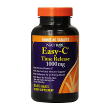 NATROL Easy-C-1000mg 45 Tabs