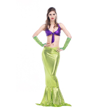 Halloween Fission Mermaid Costume
