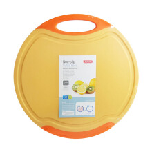 NEOFLAM Flutto Round Cutting Board - Orange