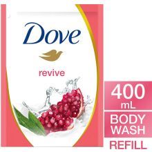 DOVE Body Wash Revive Refill 400ml