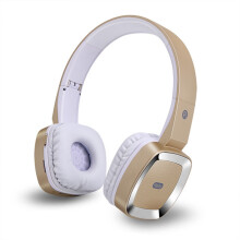 KYM T6 Wireless Bluetooth Headphones with 3.5mm Wired Connection TF Card Slot Microphone Stereo Music Playing for Phone Computer