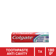 COLGATE Pasta Gigi Triple Action 180 gr