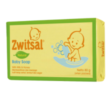 ZWITSAL Baby Bar Soap Natural 80gr