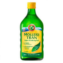 MOLLERS COD Liver Oil 250ml Original