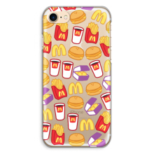 CASETOMIZE Classic Hard Case  for Apple iPhone 7 - Foodie McDonald