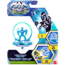 MAX STEEL Turbo Battlers  Y1396