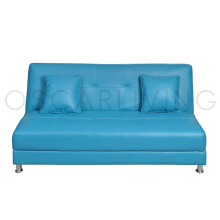 OSCAR LIVING Sofabed Luxio - Light Blue