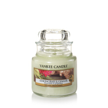 Yankee Candle Small Candle Jar - Lemongrass & Ginger - 104gr
