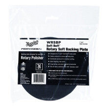 Meguiars Profesional WRSBP - Rotary Soft Backing Plate - Black