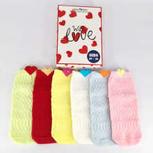 HAPPY BABY Kaos Kaki Bayi With Love Girls [24-36 Months]