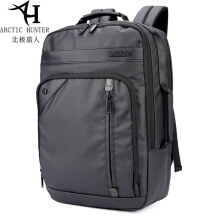 Arctic Hunter Tas Ransel Laptop Premium Executive Business Backpack Oxford - Hitam