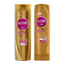 SUNSILK Shampoo Hairfall + Conditoner Hair Fall 170ml