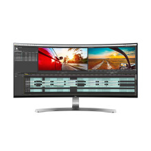LG 34UC98W 34 inch IPS Curved Ultra Wide Monitor