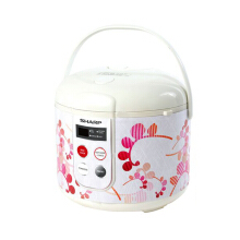 [DISC]  SHARP Rice Cooker KS-T18TL-RD