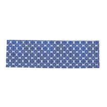 GLERRY HOME DÉCOR Dew Blue- 30x250Cm