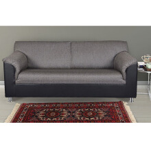 Ivaro - Sofa Aquila - Grey Black Dark Grey big