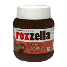 ROZZELLA Hazelnut Chocolate 400g