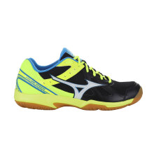 MIZUNO CYCLONE SPEED - BLACK / WHITE / SAFETY YELLOW