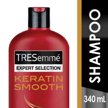 TRESEMME Keratin Smooth Shampoo 340ml