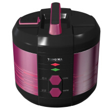 YONG MA Magic Com 2.5 L SMC 2073  BI - Pink Hitam