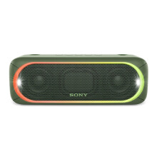SONY SRS-XB30/GC SP6 Portable Bluetooth Speakers - Green