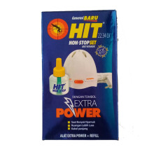 HIT Non Stop Set Extra Power (EP) 45ml