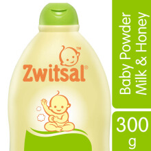 ZWITSAL Baby Powder Natural dengan Milk & Honey 300gr