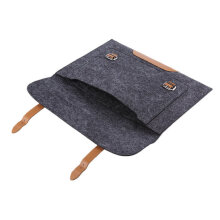 Universal Woolen Felt Protective Carry Bag Cover Case for 13 inch Laptop