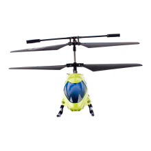 KOOME K008 3.5 CHANNEL RC  HELICOPTER WITH GYRO-CYAN
