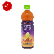 NAFOURA Kurma Water Lime Bundle 500ml x 4 pcs