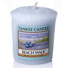 YANKEE CANDLE Votive - Beach Walk - 49gr
