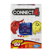HASBRO Connect 4 Grab and Go GSSB1000