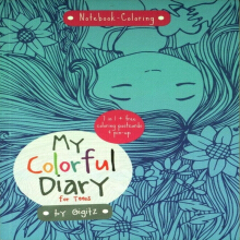 My Colorfull Diary - Gigits 9786026922038