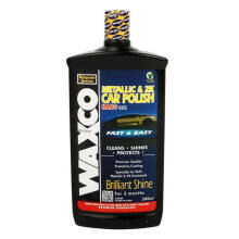 Waxco Metallic Polish 500 ml