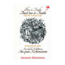 Perpetual Spiritual Diary: This Is Truth. That Too Is Truth - Anand Krishna - 616221010