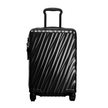 TUMI 19 Degree Polycarbonate International Carry-On Black [228660D]