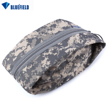 Bluefield Multifunctional Thick Camouflage Travel Shoes Storage Wash Bag DIGITAL CAMOUFLAGE