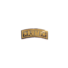 PATCH.INC Army 2x6 cm
