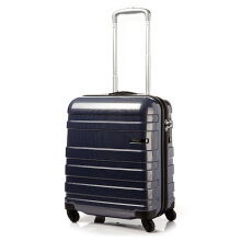 American Tourister HS MV+ DLX Spinner 50 TSA Navy/Check